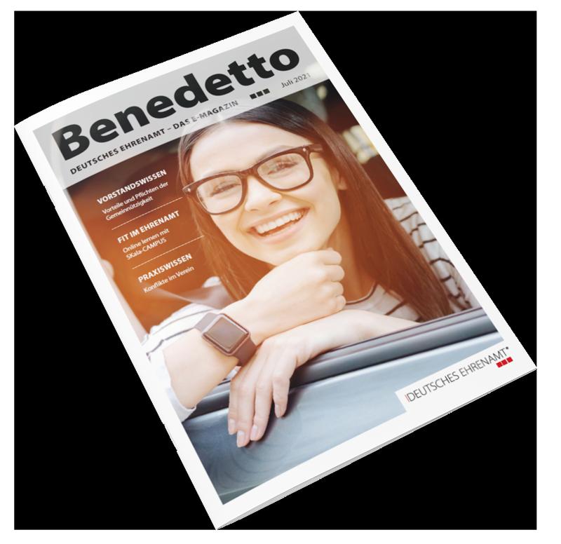 """E-Magazin """"Bendetto"""""""