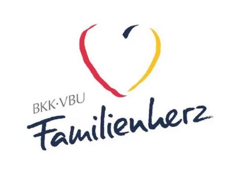 Logo des BKK∙VBU Familienherz e.V.