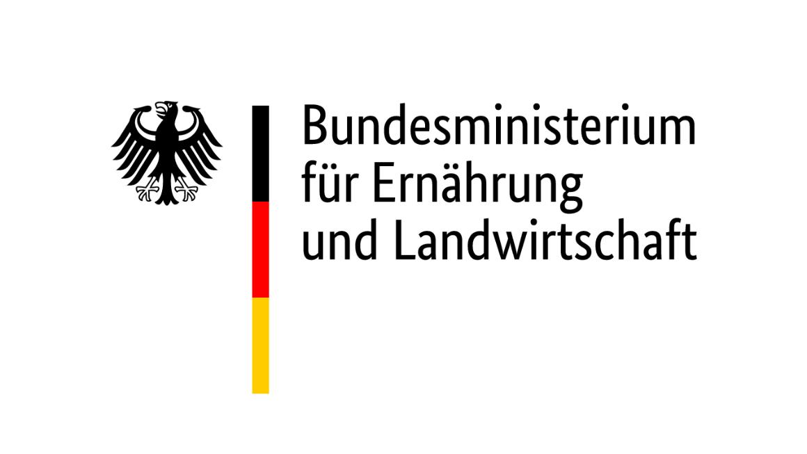 Logo des Bundesministeriums für Ernährung und Landwirtschaft