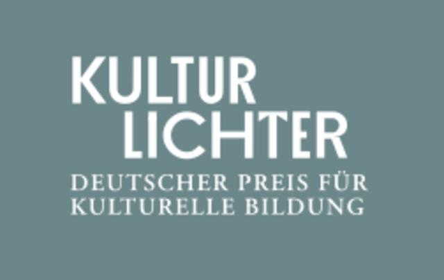 Logo Kulturlichter – Deutscher Preis für Kulturelle Bildung